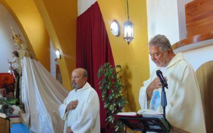 Misa en La Atunara por la Festividad de la Virgen del Carmen (Galería de fotos)