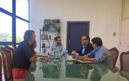 La Cámara de Comercio y el Ayuntamiento de La Línea trabajan para la celebración el 20 de septiembre de la Feria del Empleo y el Emprendimiento
