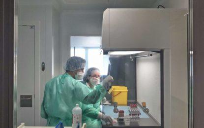 El nuevo Hospital de La Línea dispone de una moderna Sala Blanca destinada a la preparación de tratamientos