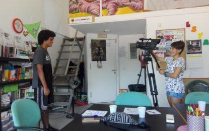 La Casa de la Juventud acoge un taller audiovisual contra la LGTBIfobia organizado por Márgenes y Vínculos y LSYMI