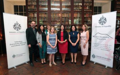 Sacramento presenta oficialmente el programa de mentoría para mujeres