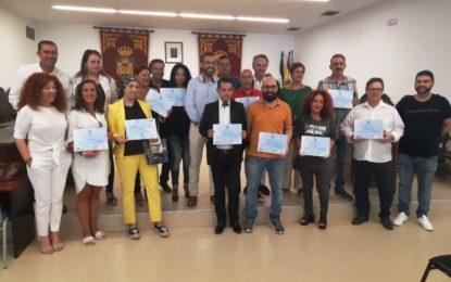 El alcalde agradece a Alaho su implicación para el extraordinario éxito de la cuarta edición de la Ruta de la Tapa