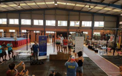 Los Juegos Europeos de Policías y Bomberos continúan con pruebas en diferentes disciplinas deportivas