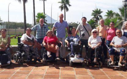 """""""Vacaciones Inclusivas"""" en la Residencia de Tiempo Libre de La Línea de la Concepción"""