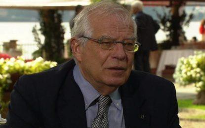 Borrell dice que la Verja no se cerrará tras el Brexit y que intenta garantizar mejor los derechos de los españoles