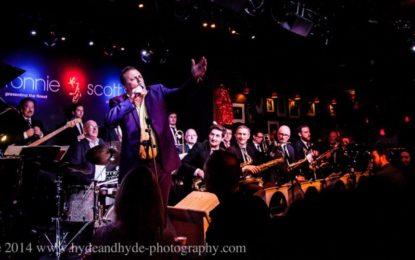 Ronnie Scott presentará el Festival Internacional de Jazz de Gibraltar