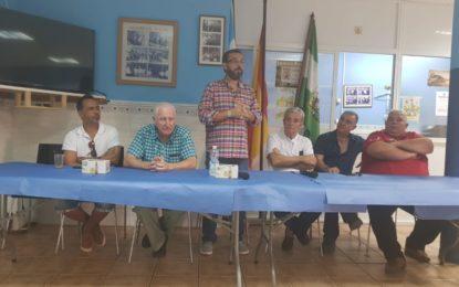 El Club de Petanca plantea sus demandas al ayuntamiento