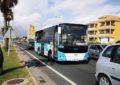 El autobús urbano incorpora tres nuevas paradas en la zona del Rocamar y La Colonia