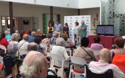 El Ayuntamiento colabora con Asansull en la celebración del Día Internacional de las Personas Mayores