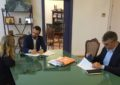 Firmado el contrato para el apoyo en la limpieza de colegios con una empresa destinada a la integración laboral de personas con discapacidad