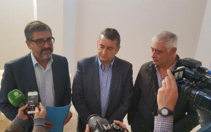Sanz y Arriaga se reúnen con la Coordinadora Antidroga 'Despierta'