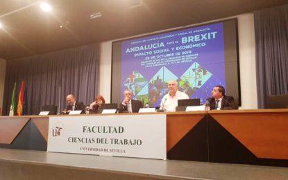 El alcalde participa en las jornadas sobre el Brexit del Consejo Económico y Social de Andalucía