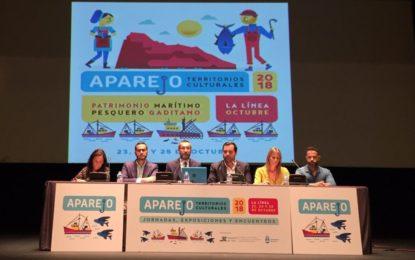 La pesca y la Atunara centran la primera jornada de conferencias de Aparejo 2018