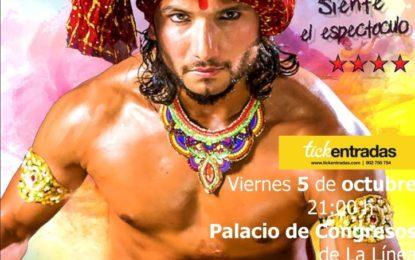 Se ponen a la venta las entradas para la actuación de Jonathan Santiago en el Palacio de Congresos