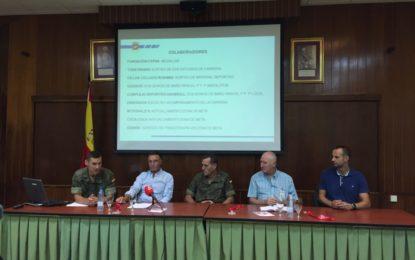 """Presentada la VII Carrera Cívico Militar """"Entre dos ciudades"""" que se celebra este domingo"""