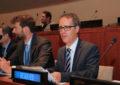 García reafirma en la ONU la disposición de Gibraltar para el diálogo constructivo