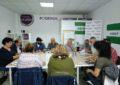 Podemos La Línea e Izquierda Unida La Línea han mantenido una nueva reunión de trabajo de cara a las inminentes elecciones andaluzas y con la vista puesta en las elecciones municipales de la próxima primavera.