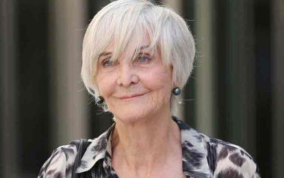 Sheila Hancock se une a la lista para el Festival Literario Internacional de Gibraltar Gibunco
