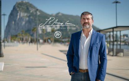 El Partido Popular registra una PNL en el Congreso de los Diputados en Madrid, para la adopción de medidas especiales de impulso y crecimiento para La Línea de la Concepción