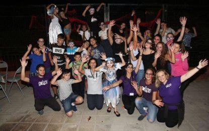 Grupos juveniles de Gibraltar disfrutaron de un descanso con varias actividades, relacionadas incluso con Halloween