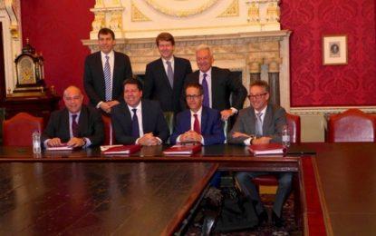 Gibraltar está satisfecho con los términos de su inclusión en el de Acuerdo de Salida