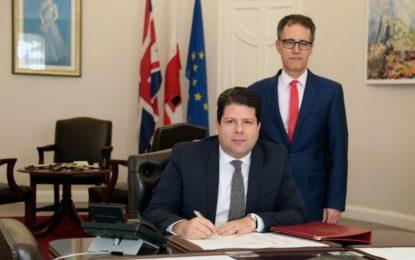 El Gobierno de Gibraltar aprueba los Memorandos de Entendimiento anexos al Protocolo sobre Gibraltar del Acuerdo de Salida para su firma correspondiente por RU