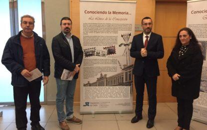 """Línea acoge hasta el viernes la exposición itinerante  """"Conociendo la Memoria: de la II República al Franquismo en la provincia de Cádiz"""""""