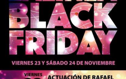 """Mañana viernes, y el sábado, se celebra una nueva edición de """"La Línea Black Friday"""""""