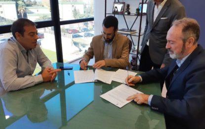 Suscrito con Eiffage Infraestructuras el contrato del Plan de Asfaltado IV por importe superior al millón de euros