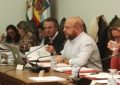 Aprobada la exposición pública del avance del futuro PGOU de La Línea (Sónido íntegro de Juan Carlos Valenzuela)