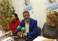 Arriaga promete mejorar las dos entradas que tiene La Línea de la Concepción (Sonido íntegro de la rueda de prensa)