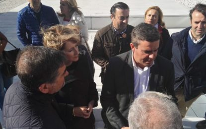 El PSOE aconseja a Ortiz que empiece por abrir el hospital de la Janda antes de ambicionar más