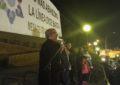 300 personas acuden a la concentración de la Mesa de Trabajo por La Línea