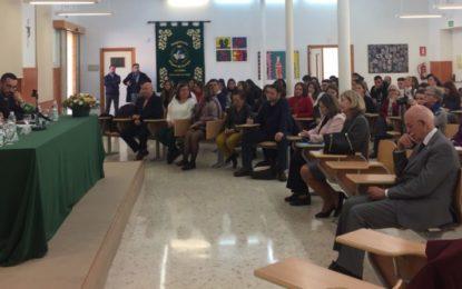 """El alcalde asiste a la inauguración del curso académico en el  Centro de Magisterio """"Virgen de Europa"""""""