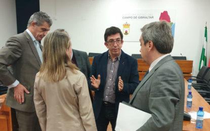 """El Gobierno de España ha logrado un avance histórico, y teniendo muy en cuenta al Campo de Gibraltar"""", recuerda Juan Chacón"""