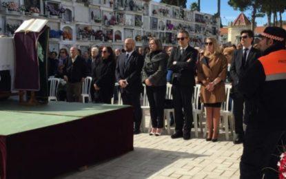 Con la tradicional misa en el cementerio finalizan los actos de Todos los Santos y Files Difuntos