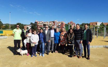 Esta mañana se han inaugurado el nuevo Parque Torrenueva