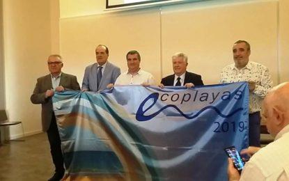 Las playas de Sobrevela y Santa Bárbara, galardonadas con la distinción Bandera Ecoplayas