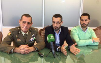 El Ayuntamiento de La Línea y el acuartelamiento Buenavista celebrarán un acto solemne de izada de la bandera española el 6 de diciembre en homenaje a la Constitución Española