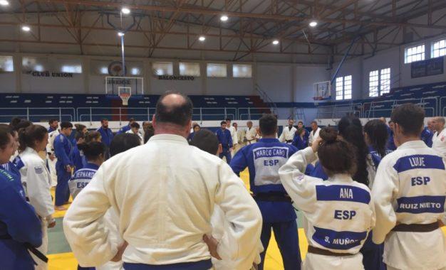 El V Stage de Judo Geiko atrae a doscientos deportistas
