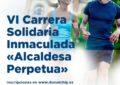 El domingo se celebrará la VI Carrera Solidaria Inmaculada Alcaldesa Perpetua