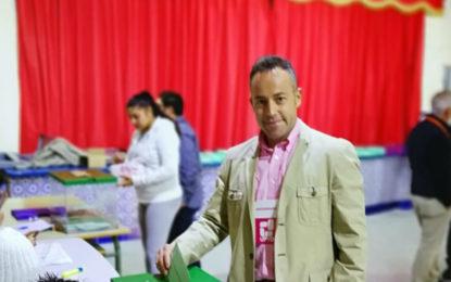 Antonio Moreno (UPYD) espera que el voto nulo no tenga mucho protagonismo en La Línea