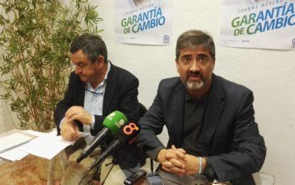 El PP defiende en Diputación un paquete de medidas para el impulso y crecimiento de La Línea