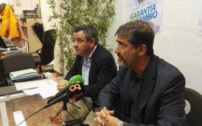 Loaiza advierte de que Irene García castiga a La Línea al renunciar a abrir la nueva residencia de mayores en 2020
