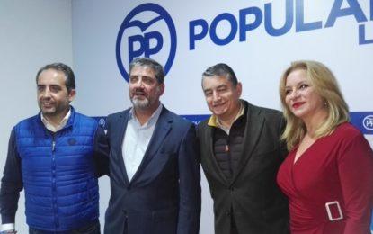 Copa de Navidad del Partido Popular de La Línea en su nueva sede