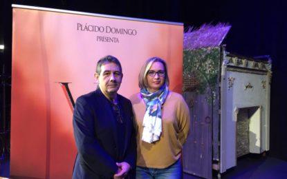 La Línea acogerá el viernes el estreno mundial del musical 'Vlad', obra de Plácido F. Domingo