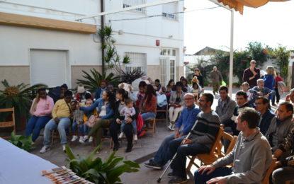 Helenio Fernández reconoce la labor humanitaria del Hogar Marillac El sábado se celebró una jornada de puertas abiertas con motivo del Día Mundial de la Lucha contra el Sida