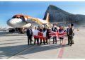 EasyJet inaugura una nueva ruta que conectará a Gibraltar con el aeropuerto de Londres Luton