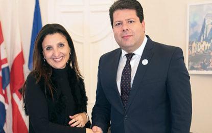 El Ministro Principal felicita a Fleur Hassan-Nahoum por su reelección como Teniente de Alcalde de Jerusalén