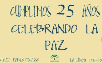25 aniversario de la Semana de la Paz en el Colegio Picasso de La Línea